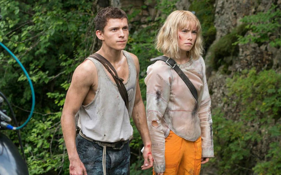 """Image result for """"Chaos Walking"""" series"""