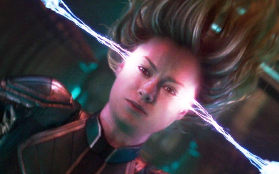 Captain Marvel – Official Trailer #2
