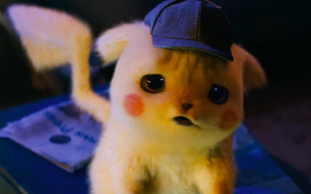 The First Trailer For 'Detective Pikachu' Has Dropped And It's Full Of Ryan Reynolds