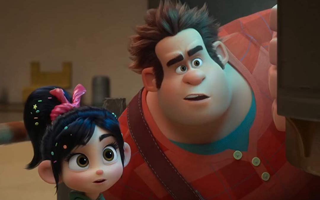The Cast Of 'Ralph Breaks The Internet' Gets Real About The Internet