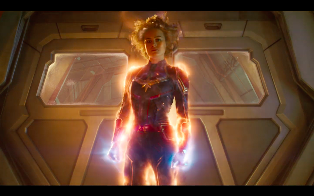 Breaking Down The Second Trailer For 'Captain Marvel'