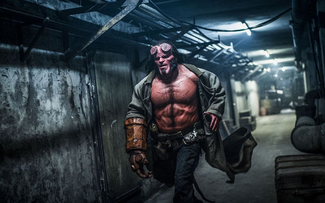 In Theaters This Weekend: 'Hellboy,' 'Missing Link,' 'Little,' & 'After'