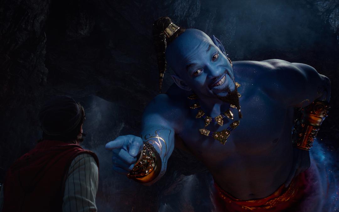 Aladdin – Grammys TV Spot Special Look