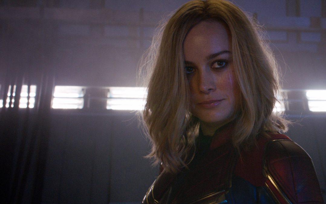 Captain Marvel – Super Bowl TV Spot – 'Higher'