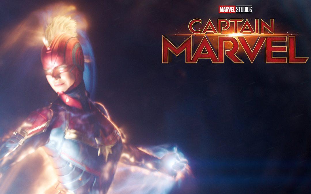 Captain Marvel – Grammys TV Spot – 'Ready'