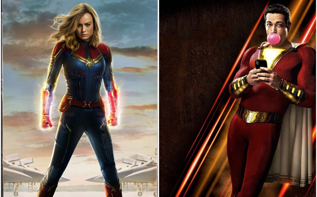 What's The Difference Between Marvel's And DC's Captain Marvel Characters?