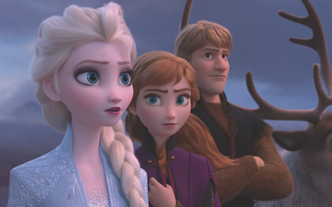 How Fairy Tale Vs. Myth Drove The Story Of 'Frozen 2'