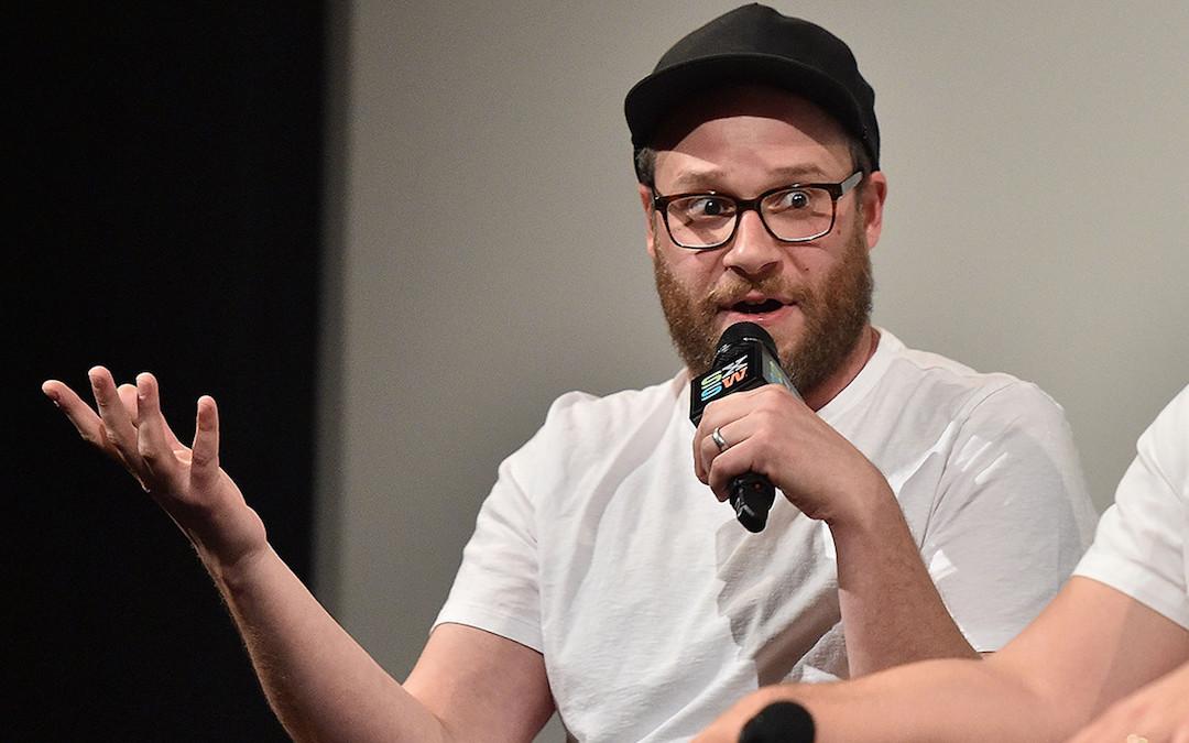 Seth Rogen Explains Why His 'Long Shot' Got A Name Change From 'Flarsky'