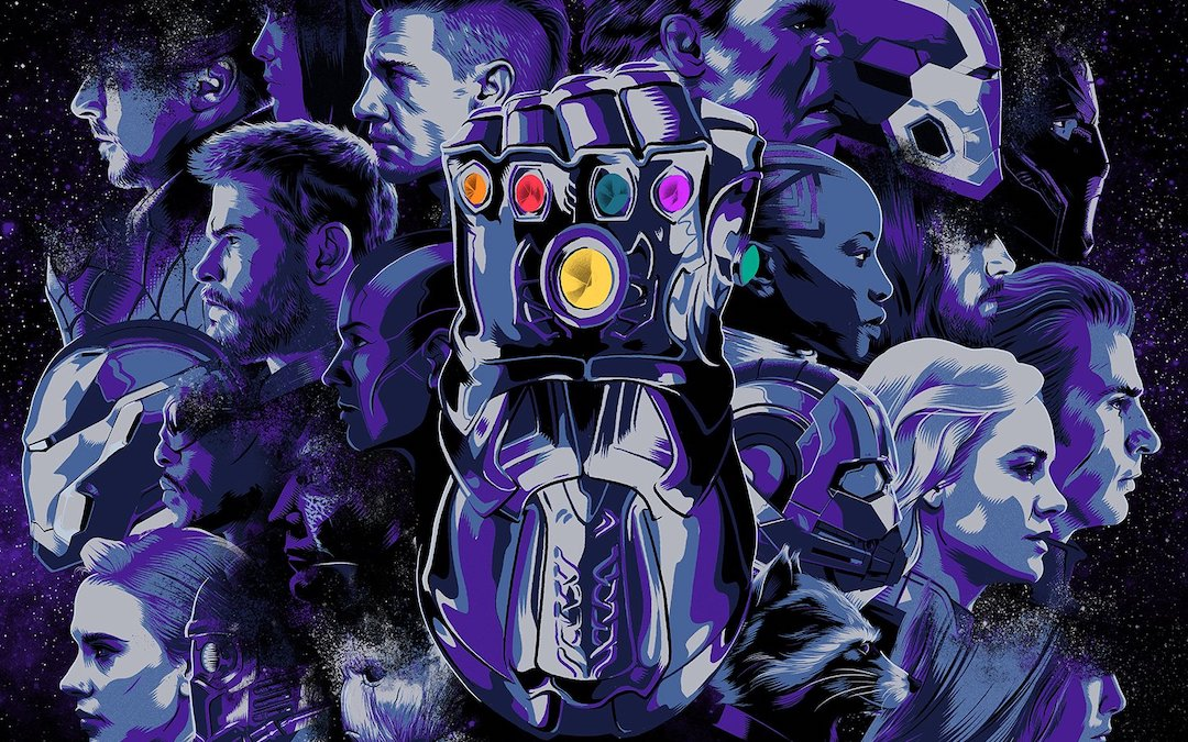 Currently Clicking: 'Avengers: Endgame' Collectors Mag & Dancing Madness
