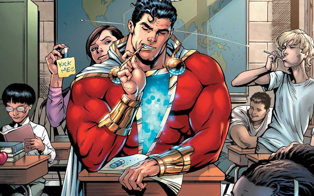 Shazam-ily Affair: The History Of The Shazam! Superhero Families