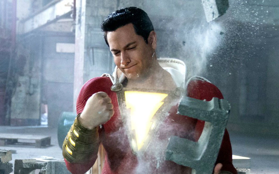 News Of The Week: 'Shazam 2' First Look Shows Off Major Costume Upgrade