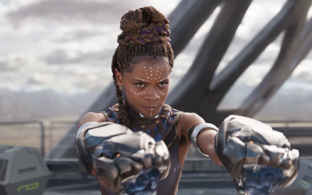 Breakout 'Black Panther' Star Letitia Wright Joins 'Death On The Nile' Cast
