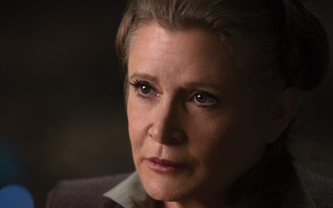 How 'Star Wars: Episode IX' Plans to Use Carrie Fisher