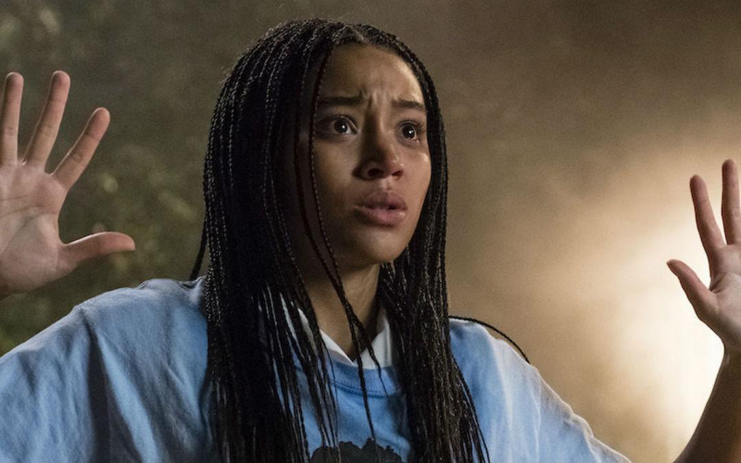 'The Hate U Give' Star Amandla Stenberg Will Headline 'Fear' Reboot