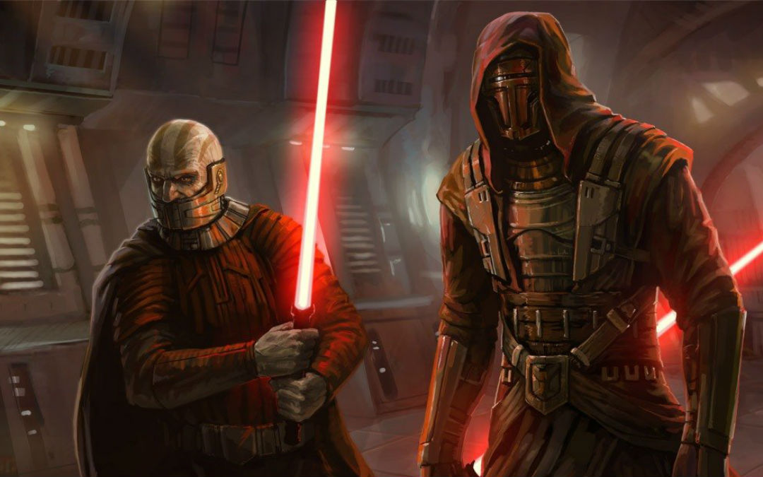 'Star Wars: Knights Of The Republic' Trilogy In The Works From 'Avatar' Producer
