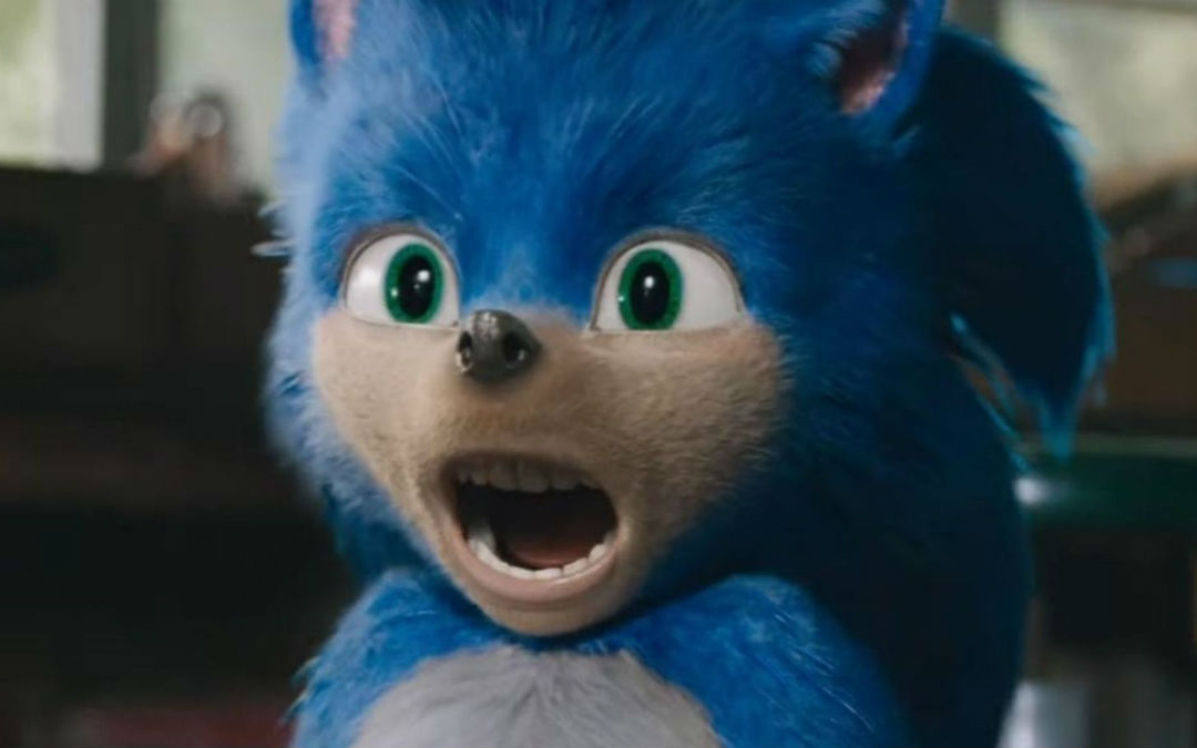 Sonic The Hedgehog Is Getting A Design Change Thanks To