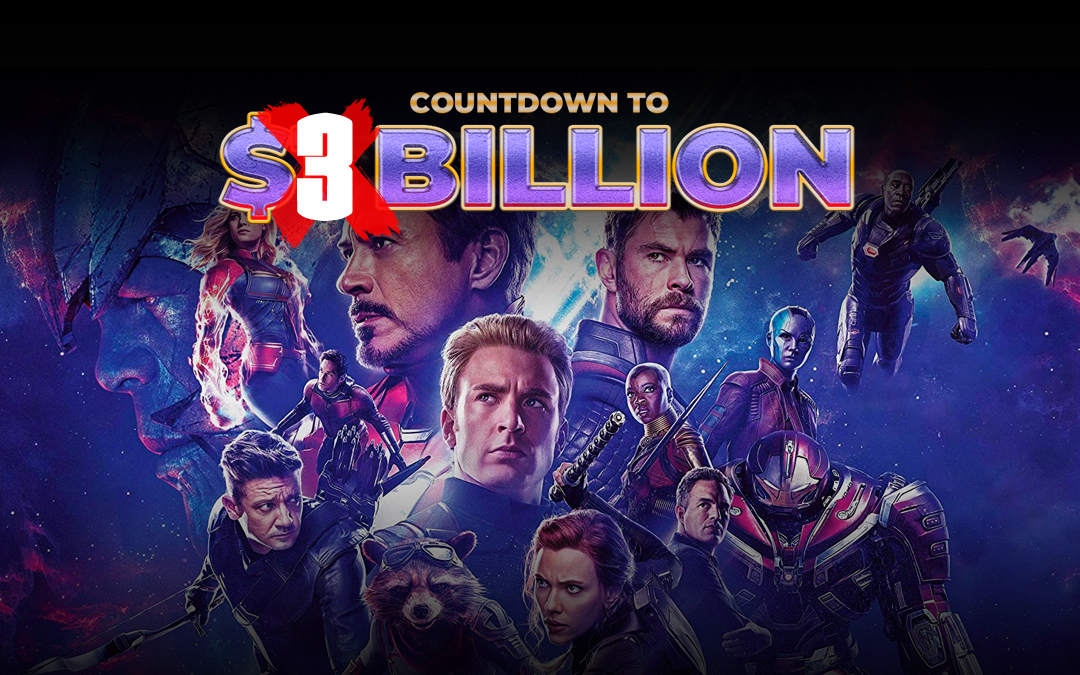 'Avengers: Endgame' Box Office: Countdown To $3 Billion