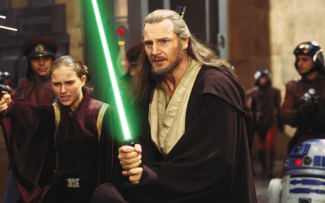 See 'The Phantom Menace' Brought To Life In 'The Beginning'