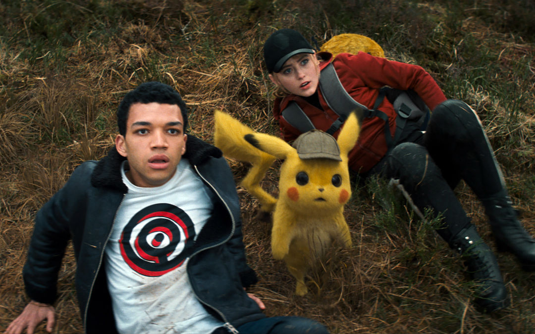 'Detective Pikachu' Actor Omar Chaparro Talks About Diving Into The World Of Pokémon