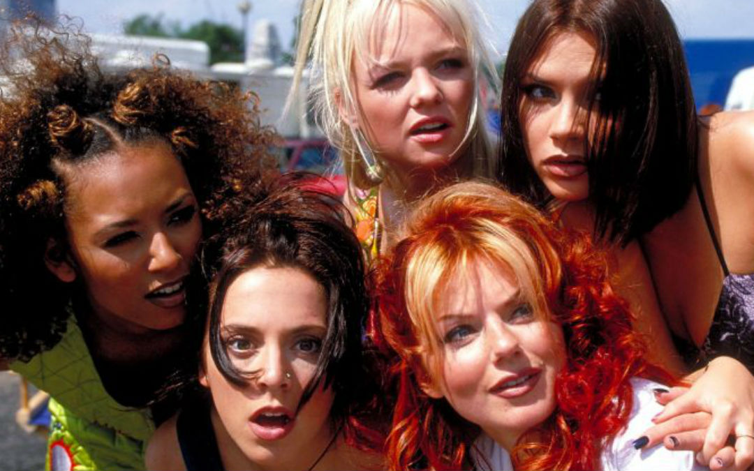 Spice Girls Animated Movie Is In the Works Because Why Not