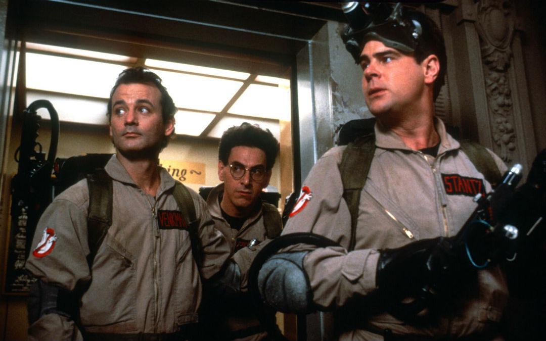Jason Reitman Releases Never-Before-Seen Original 'Ghostbusters' Footage