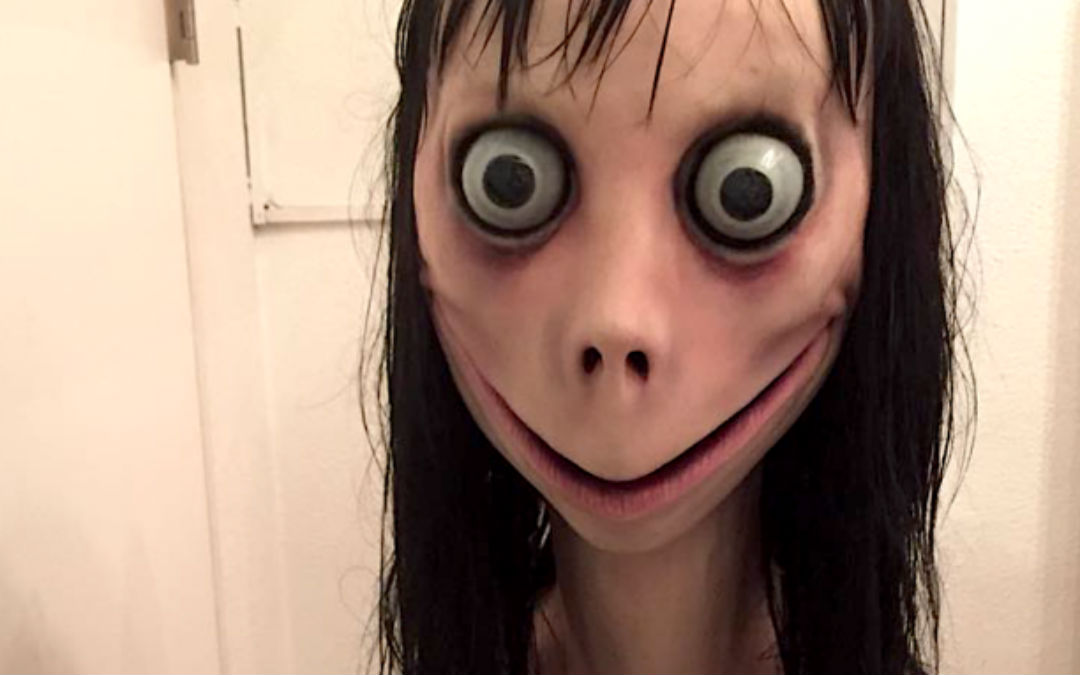 Viral 'Momo' Hoax Horror Movie In The Works From 'The Grudge' Producer