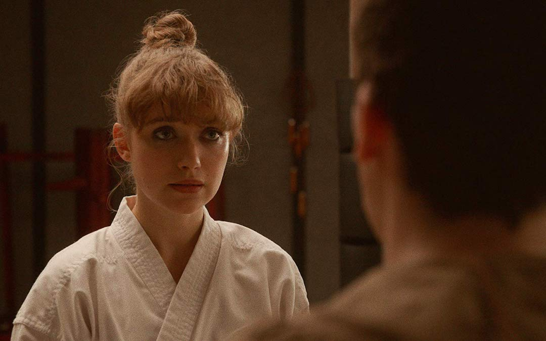 Interview: 'The Art Of Self-Defense' Stunt Coordinator Mindy Kelly Talks Fight Design