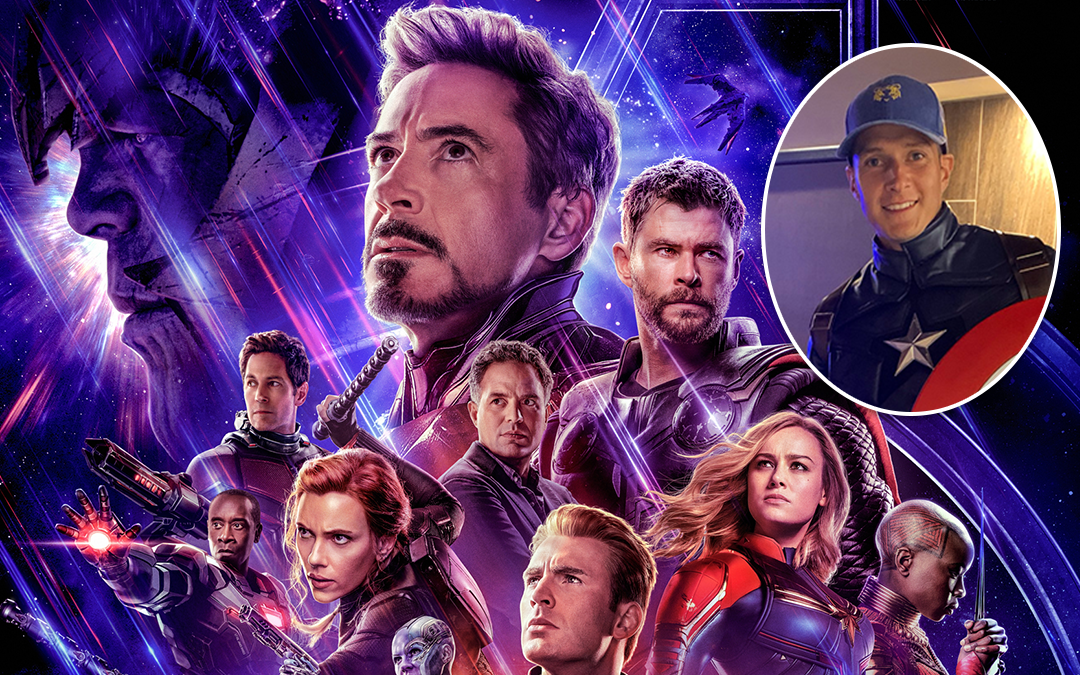 An Interview With The Superfan Who Watched 'Avengers: Endgame' 202 Times In Theaters