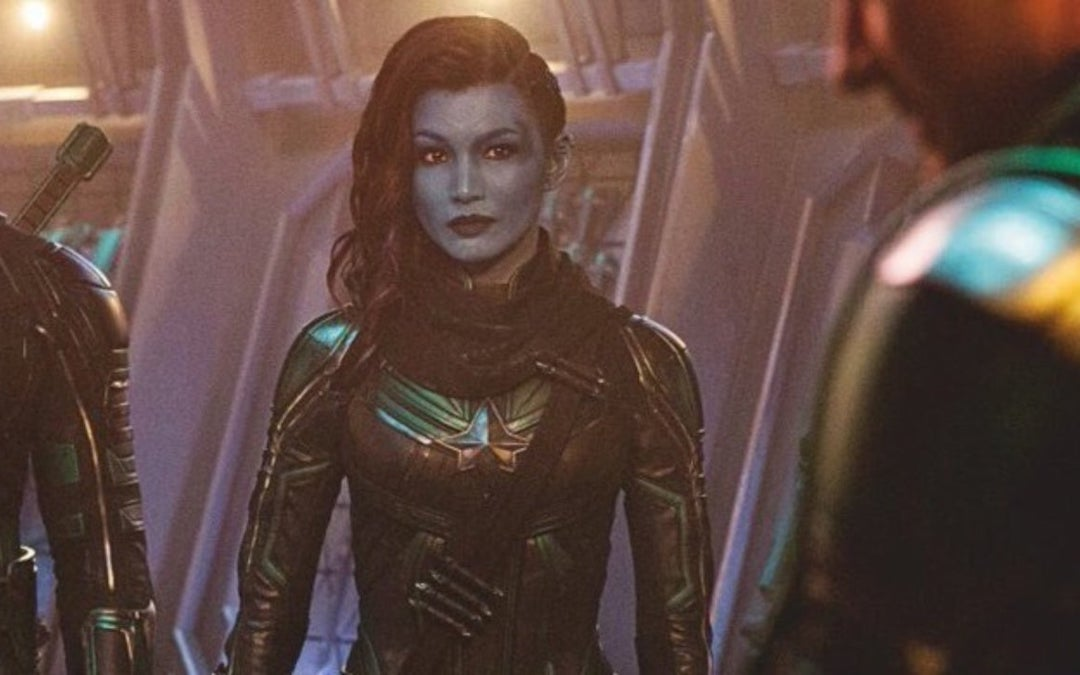'Captain Marvel' Star Gemma Chan In Talks To Marvel Double-Dip With 'The Eternals'