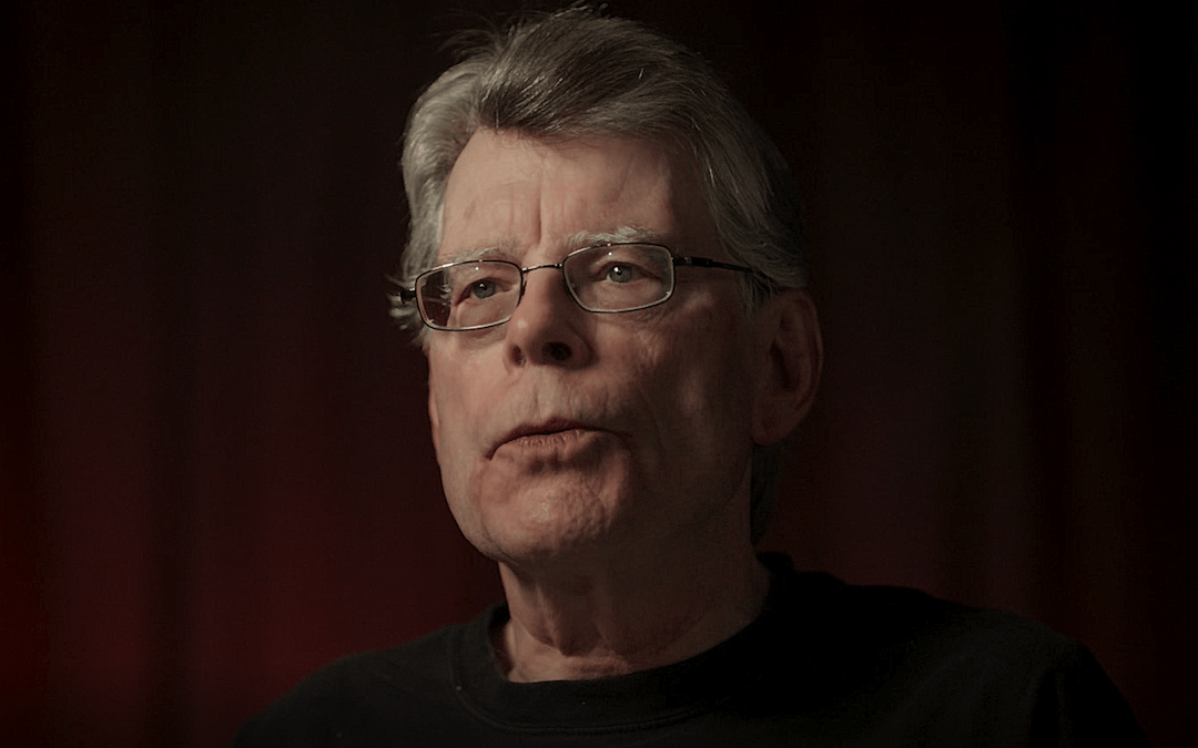 Stephen King on 'Eli Roth's History of Horror' (Courtesy: AMC)