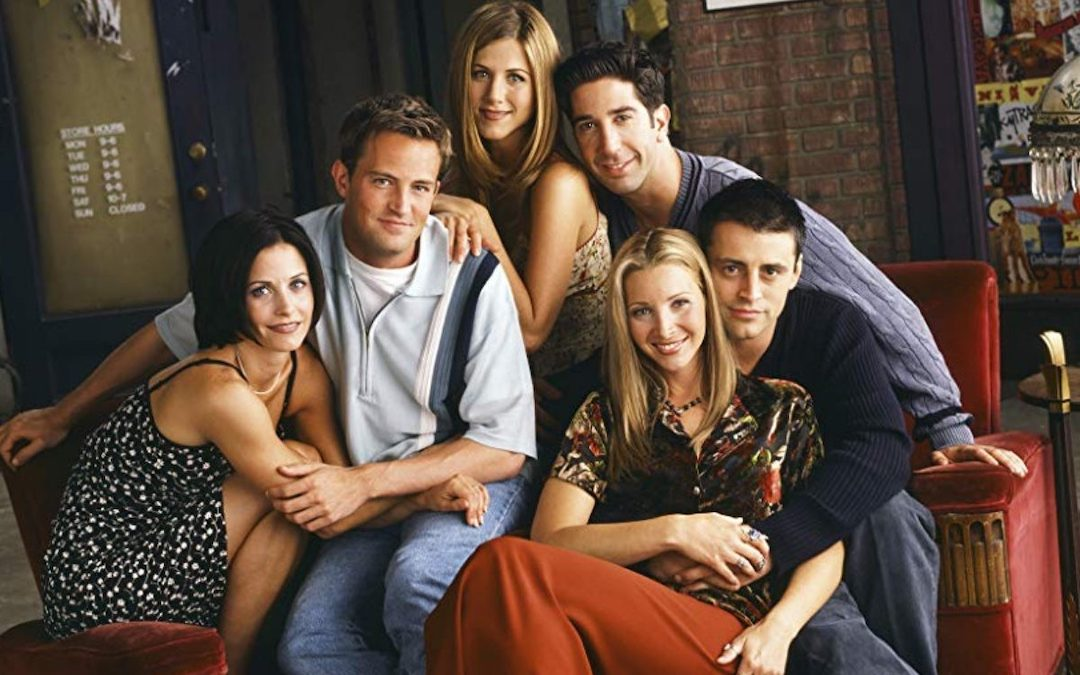 25 Fun Facts About 'Friends' To Celebrate Its 25th Anniversary Event