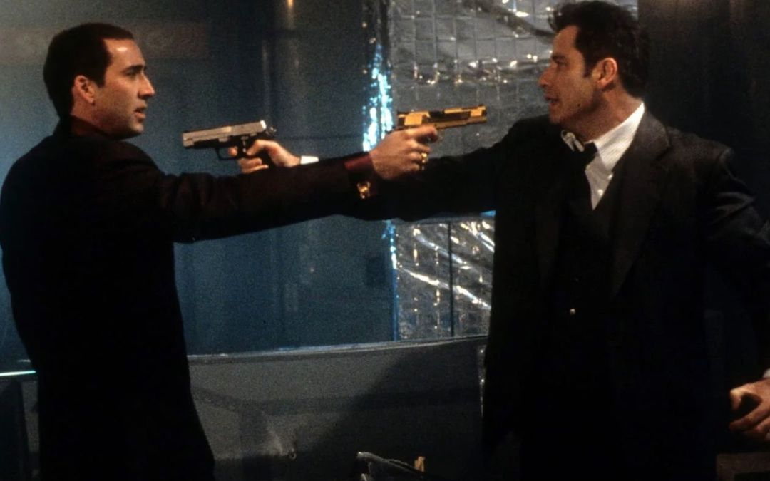 We Could Watch A Remake All Day: A 'Face/Off' Remake Is Heading Our Way