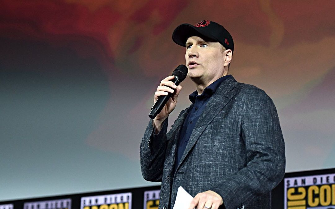 Kevin Feige Has Officially Been Named Marvel's Chief Creative Officer