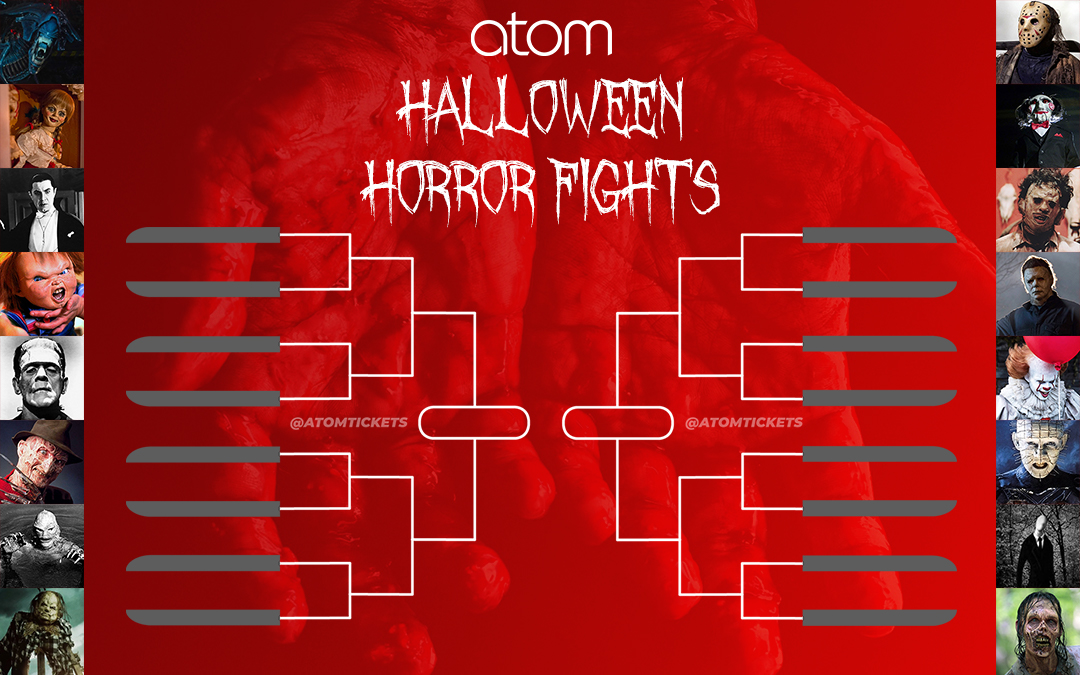 'Halloween Horror Fights' Sweepstakes: Your Chance To Win Free Tickets For A Year!