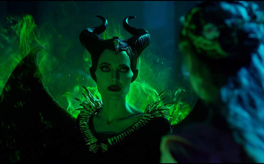 Angelina Jolie as Maleficent in 'Maleficent: Mistress of Evil' (Courtesy: Disney)