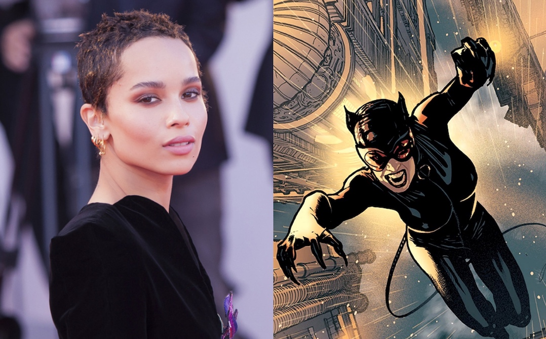 'The Batman': Zoë Kravitz Reportedly Nabs Role Of Catwoman Opposite Robert Pattinson