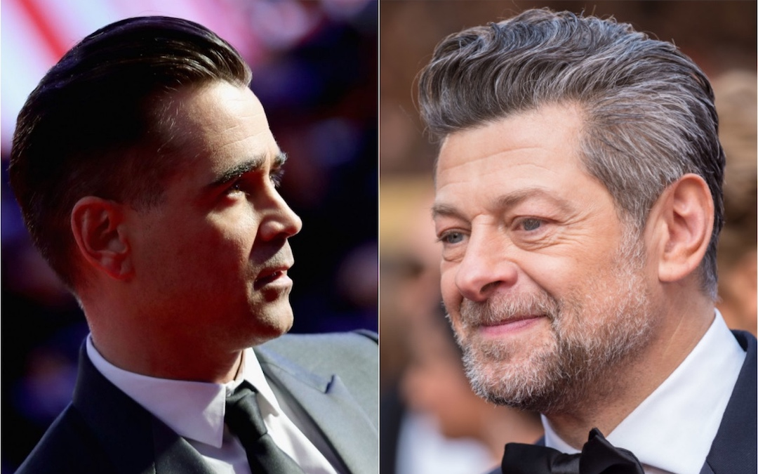 'The Batman' Circles Colin Farrell For The Penguin; Andy Serkis For Alfred