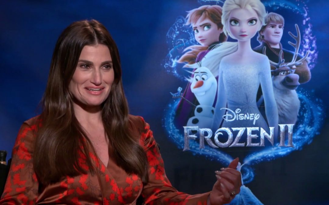 Idina Menzel – 'Frozen 2' Interview