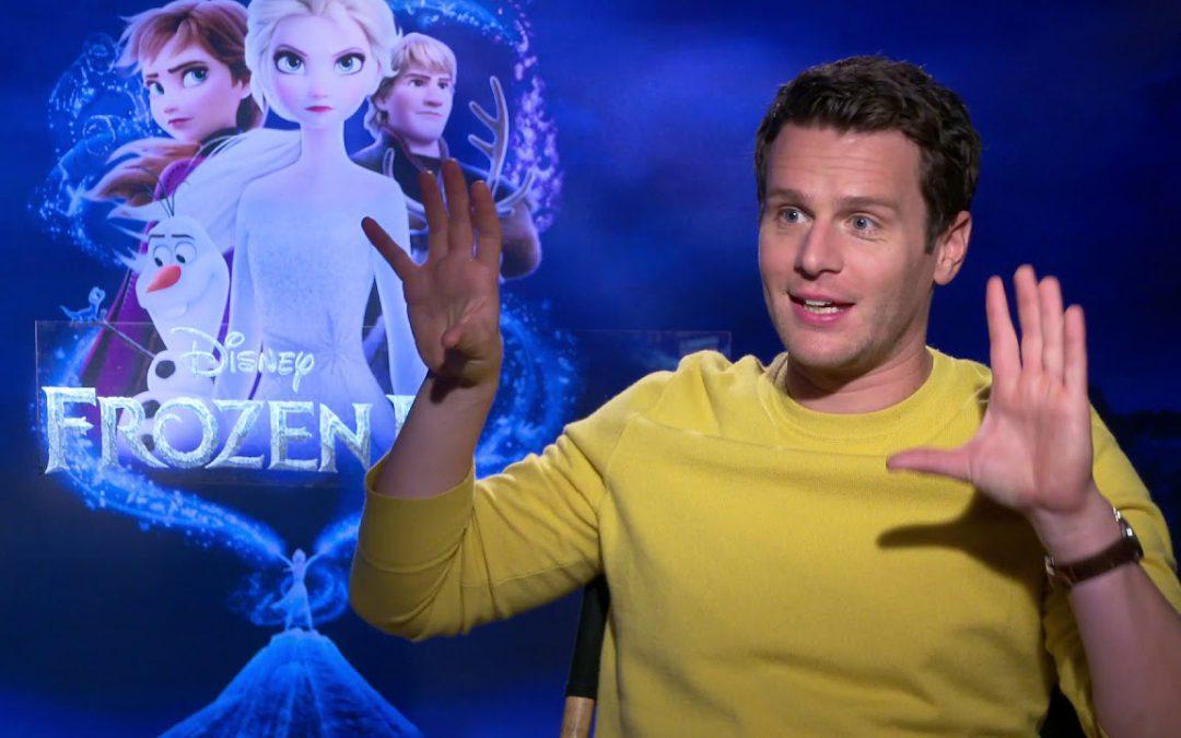 Jonathan Groff – 'Frozen 2' Interview