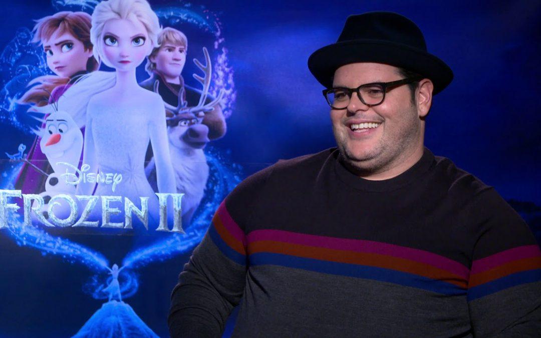 Josh Gad – 'Frozen 2' Interview