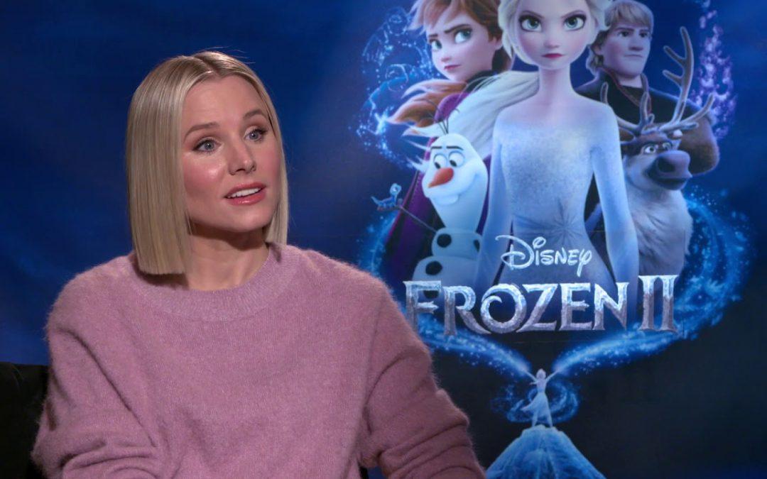Kristen Bell – 'Frozen 2' Interview