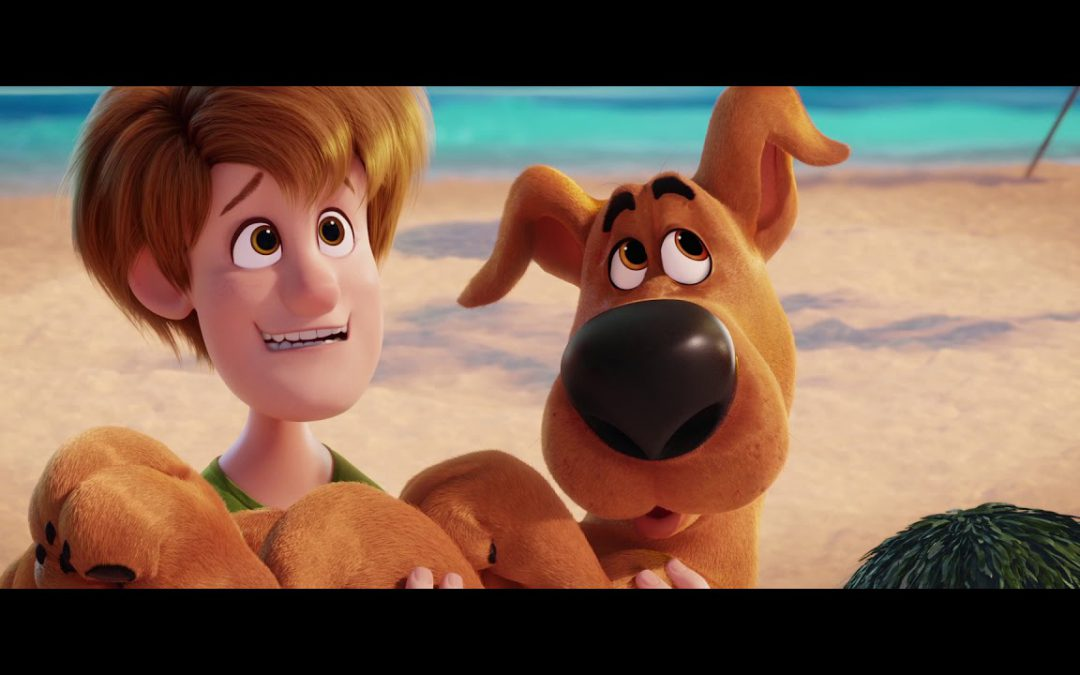 Scoob! – Official Trailer