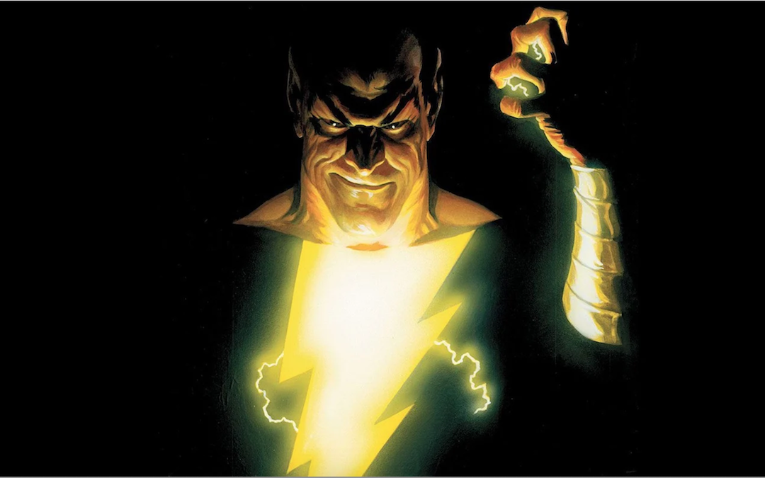 Dwayne Johnson Confirms 'Black Adam' Movie And Its Release Date