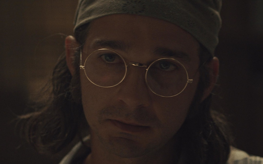 Shia LaBeouf as his father in 'Honey Boy' (Courtesy: Amazon Studios)
