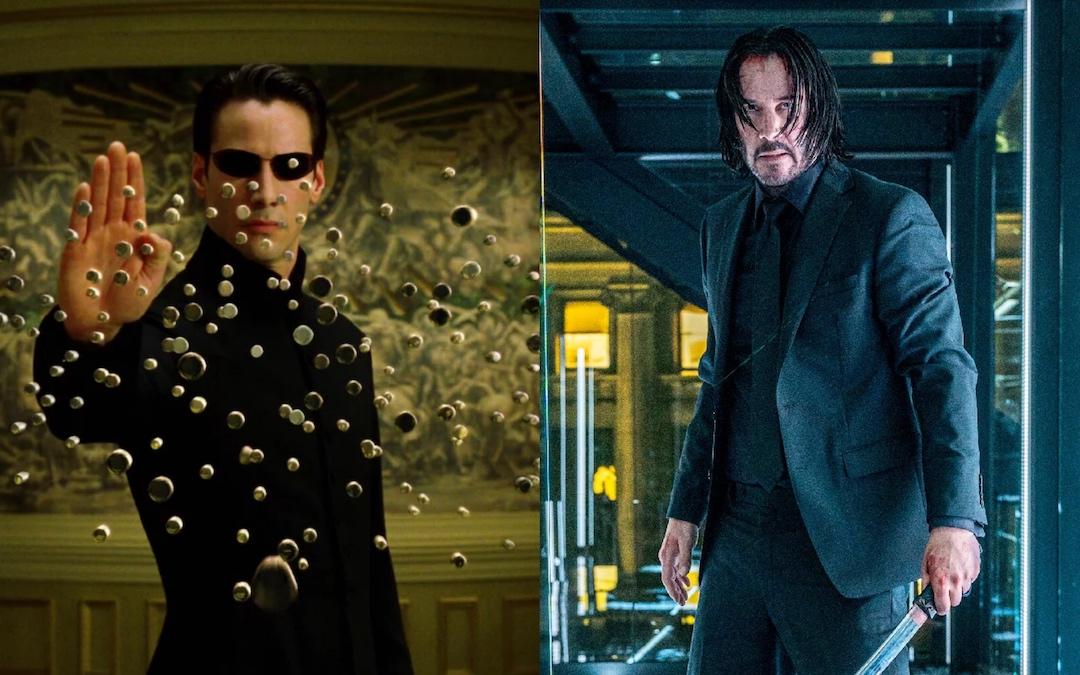 Keanu Vs. Keanu: 'The Matrix 4' Gets Release Date Set For Same Day As 'John Wick 4'