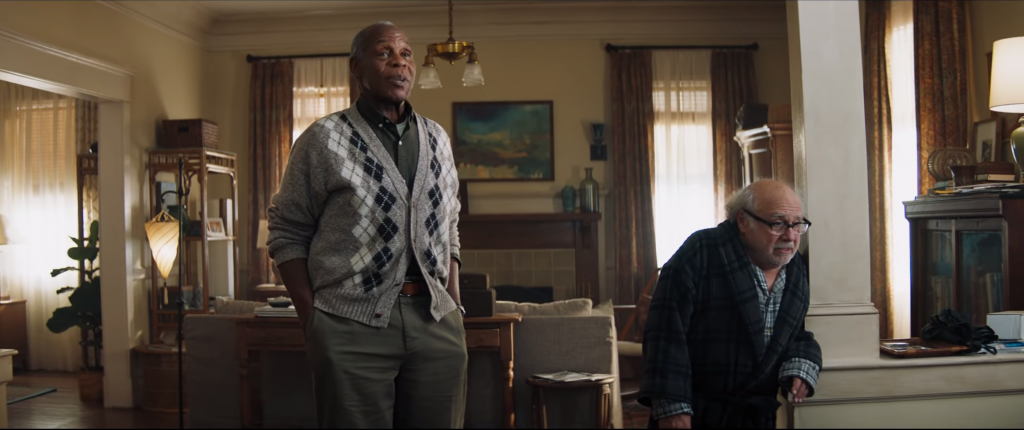 Danny Glover (Milo Walker) and Danny DeVito (Eddie) in 'Jumanji: The Next Level' (Courtesy: Sony Pictures)