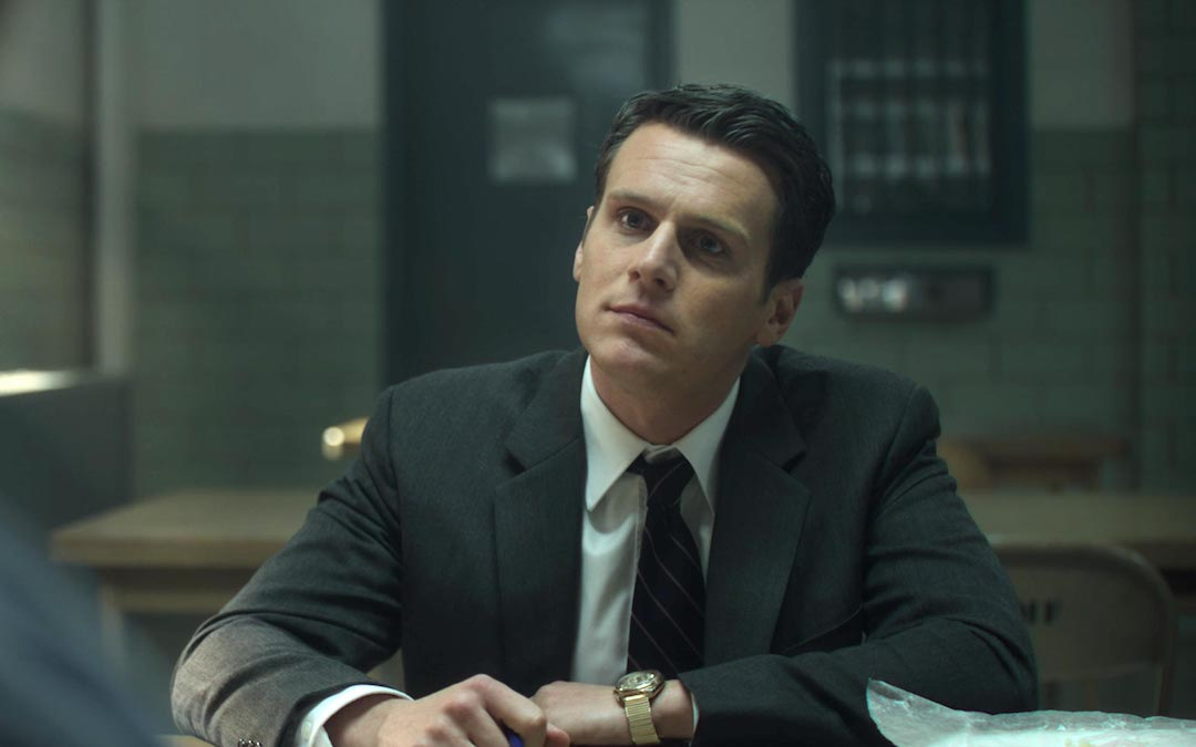 Jonathan Groff as Holden Ford in 'Mindhunter' (Courtesy: Netflix)