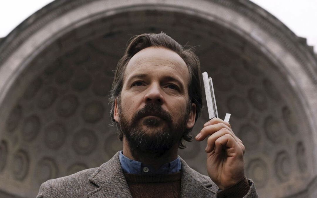 Peter Sarsgaard in 'The Sound of Silence' (Courtesy: IFC Films)