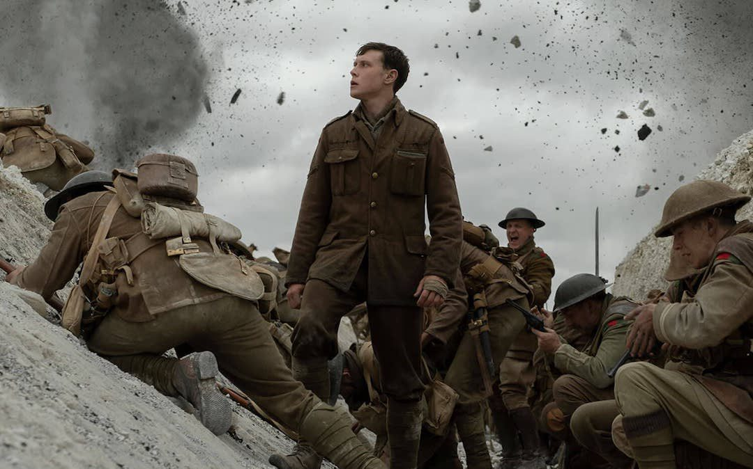 Here's Why You're Hearing A Lot About '1917'