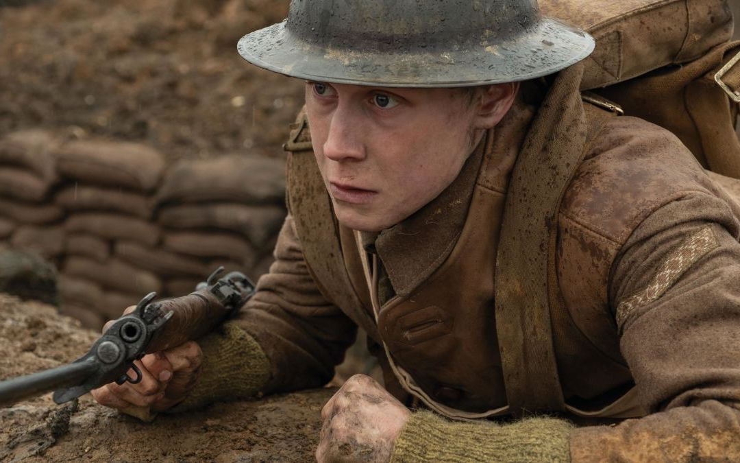 George MacKay as Schofield in Sam Mendes' '1917' (Courtesy: Universal)